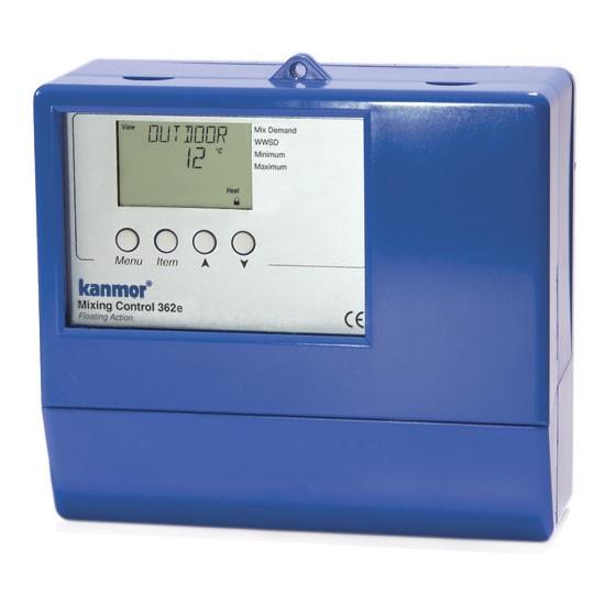 Image 1 of tekmar 362 Weather Compensator
