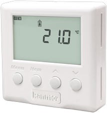 Image 1 of Kanmor 506e 24v Digital Thermostat