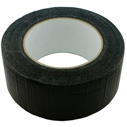 Image 1 of 50m Black Polythene Tape