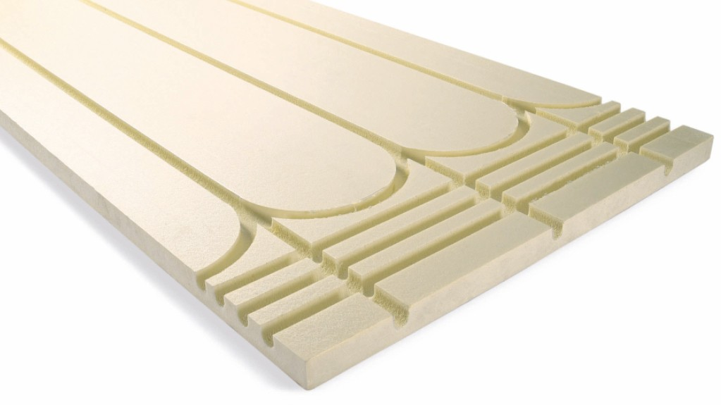 Cellecta 25mm XPS Floating Floor Panel for 16mm Pipe