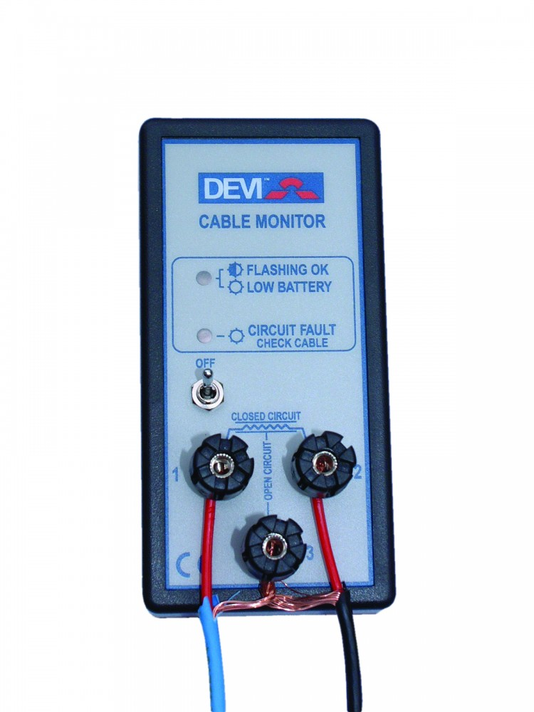Image 1 of DEVI Guard Cable Monitor