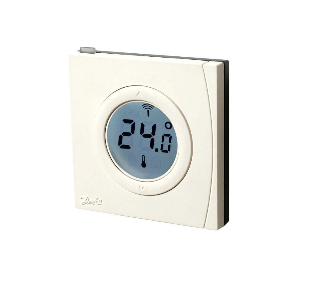 Image 1 of DEVIlink 140F1136  RS Room Sensor