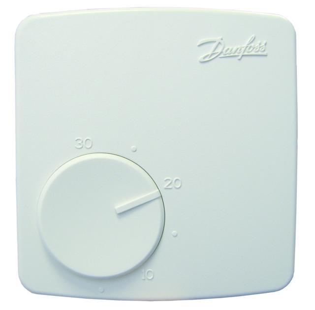 Danfoss 087N743000 230P Room Thermostat 230v