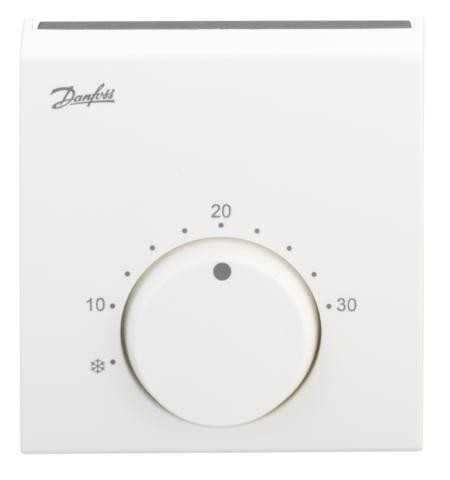 Image 1 of Danfoss 088H0024 FH-WS Thermostat