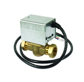 HONEYWELL 2 PORT VALVE 22MM NC (230V)