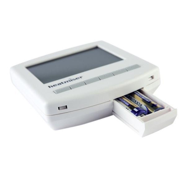 Heatmiser Prt B Battery Powered Programmable Thermostat