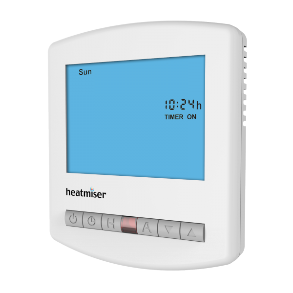 Heatmiser TM1 - 230v Single Channel TimeClock