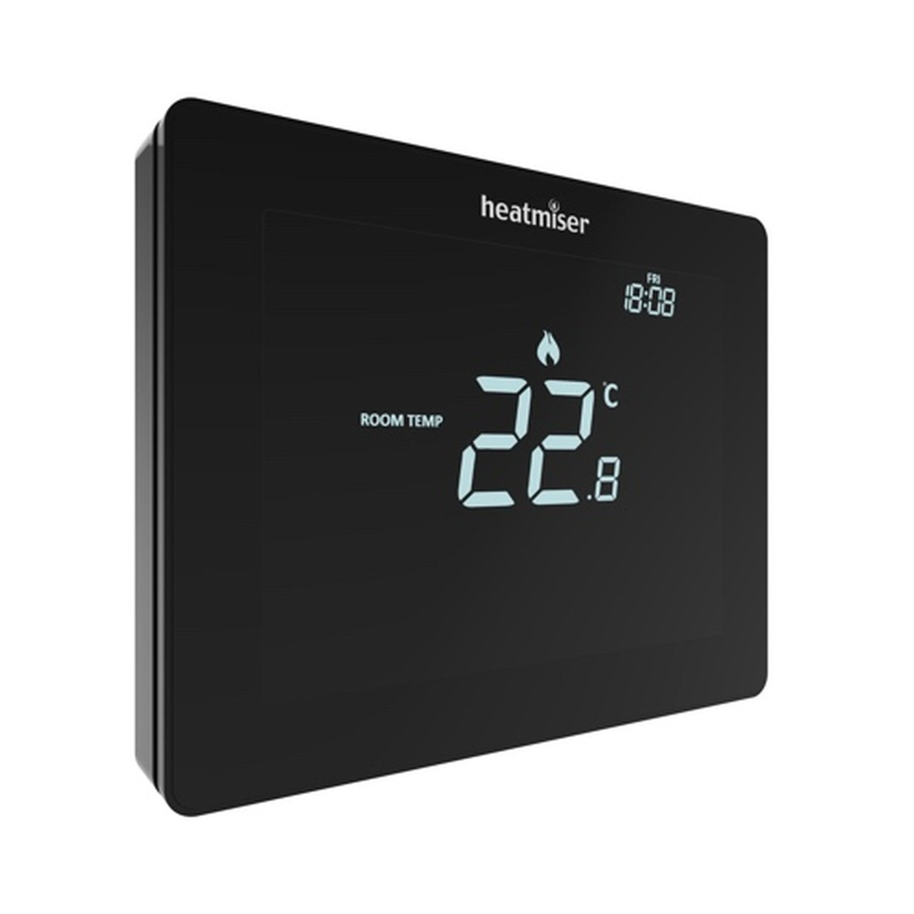 Heatmiser Touch Carbon Thermostat