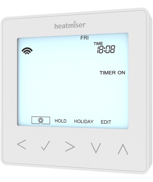 Image 2 of Heatmiser neoStat-HW 230v Hot Water Programmer