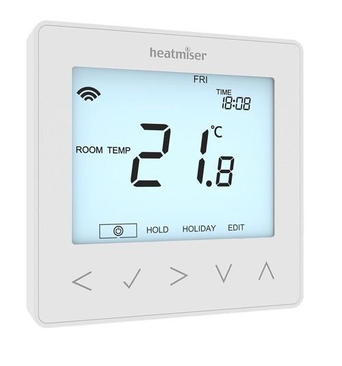 Image 1 of BULK BUY neoStat v2 Programmable Digital Thermostat White