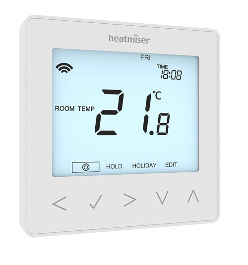 Image 2 of Heatmiser neoStat E Electric Floor Heating Thermostat