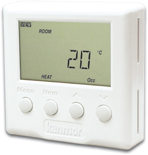 Image 1 of Kanmor 506E Digital Thermostat
