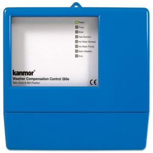 Kanmor 260e Single Boiler Controller