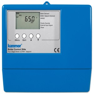 Kanmor 264e Boiler Controller