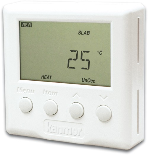 Image 1 of Kanmor 510e Electronic Programmable Room Thermostat