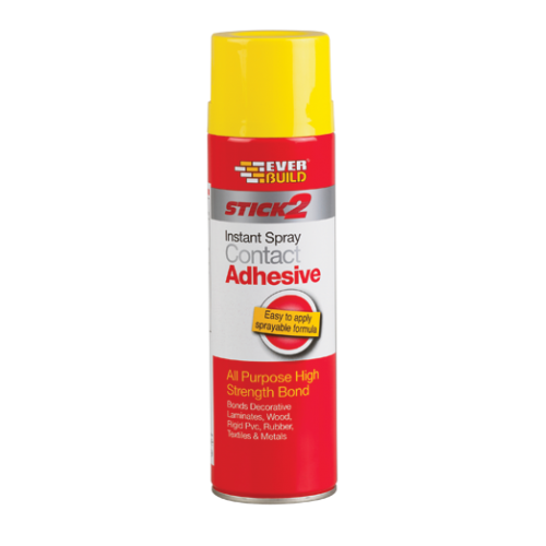 Stick 2 Spray Contact Adhesive