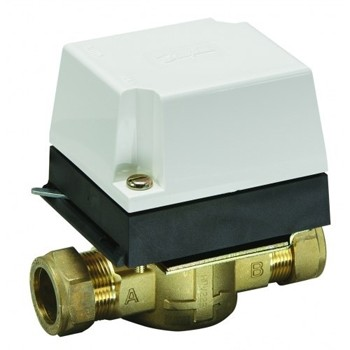 Image 1 of Danfoss 22mm / 28mm 2 Port Zone Valve