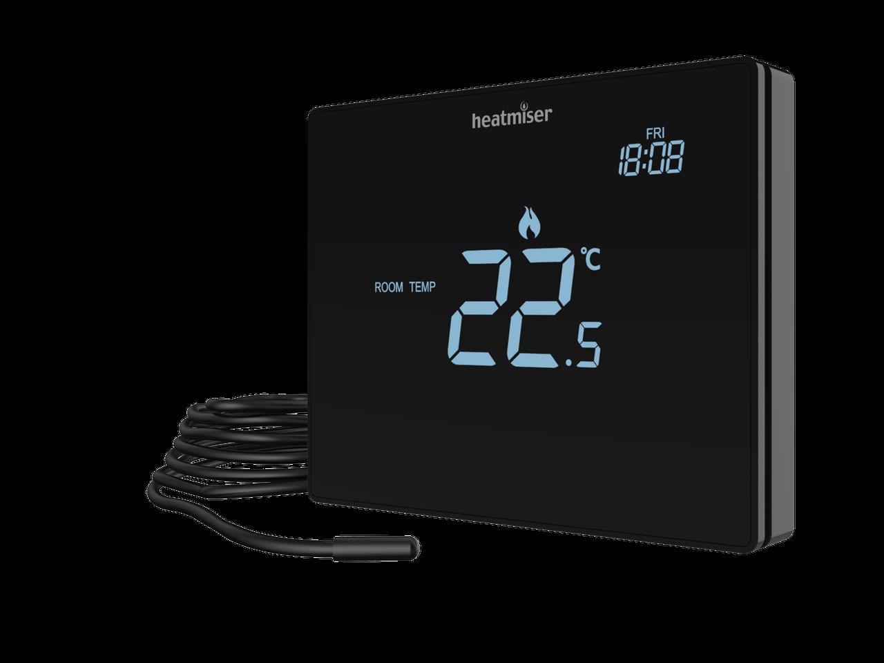 Heatmiser Touch-e Carbon