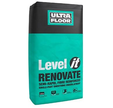 Ultra Floor Level it Renovate Underlayment