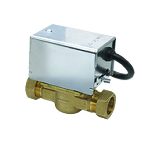 Image 1 of Uponor 1002047 Viva Motorised 2 Port Zone Valve