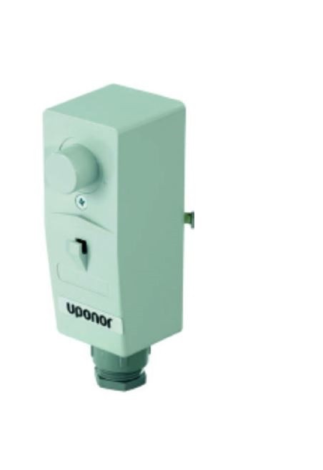 Image 1 of Uponor 1005504 Fluvia Max.Temp.Limiter 5-60°