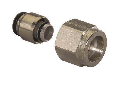 Uponor 1013805 Brass Compression Adapter
