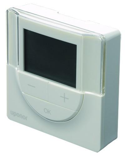 Uponor 1086982 Smatrix Wave Digital Thermostat T-166