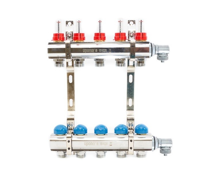 Uponor 5 Port Manifold