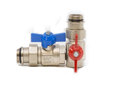 Manifold Ball  Valve  PAIR
