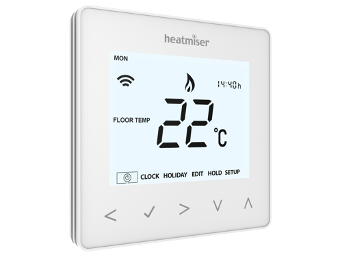Heatmiser neoAir Thermostat White